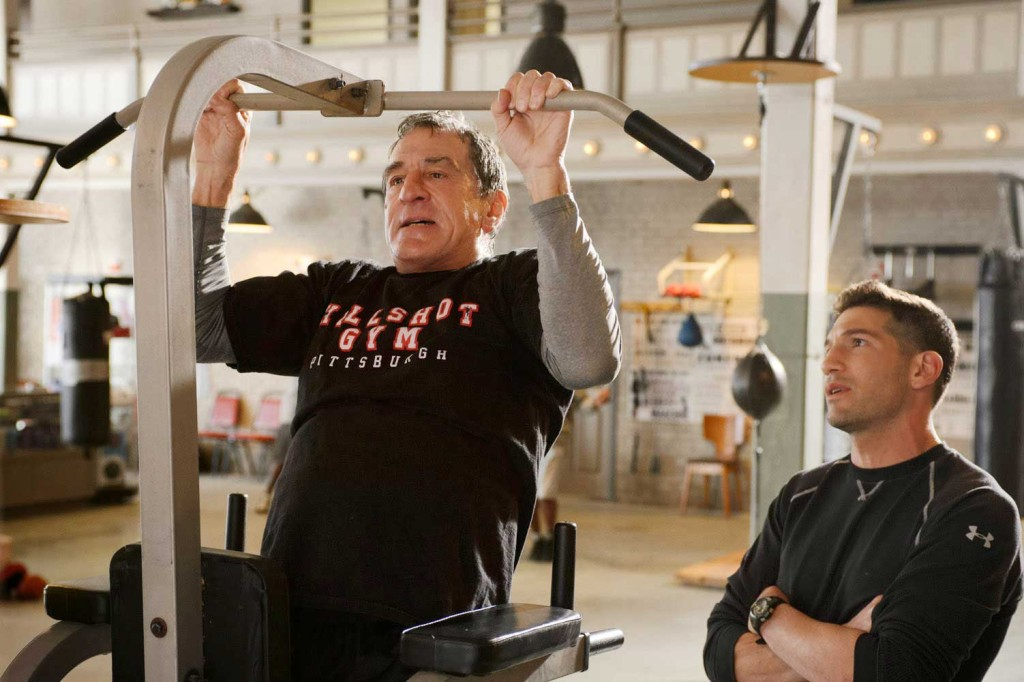 Deniro_Exercising